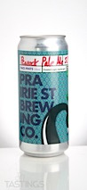 Prairie Street Brewing Peacock Pale Ale