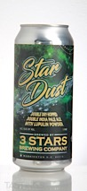 3 Stars Brewing Company Stardust Double IPA