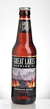 Great Lakes Brewing Co. Burning River Pale Ale