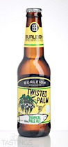 Burleigh Brewing Co. Twisted Palm Pale Ale