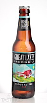 Great Lakes Brewing Co. Cloud Cutter Ale