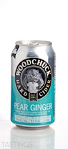 Woodchuck Cidery Tank Series: Pear Ginger Cider