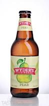 Wyder's Cider Company Pear Hard Cider