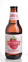 Wyder's Cider Company Raspberry Cider
