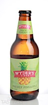 Wyder's Cider Company Prickly Pineapple Hard Cider