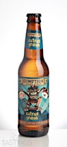 Gumption Citrus Freak Hard Cider