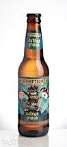 Gumption  Citrus Freak Hard Cider