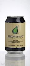 Rekorderlig Pear Hard Cider