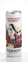 Common Cider Company Elderflower Cranberry Cider