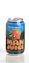 Knee Deep Brewing Co. Man Juice IPA