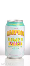 Harpoon Brewery Lime-y Vice