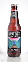 Great Lakes Brewing Co. Holy Moses Raspberry White Ale