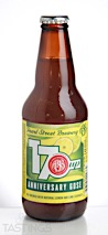 Pearl Street Brewery 17 Up Anniversary Gose