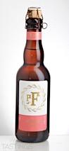 pFriem 2018 Nectarine Barrel-Aged Golden Ale
