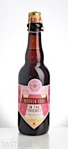 Indeed Brewing Co. Wooden Soul: In the Thicket Barrel-Aged Raspberry Golden Sour Ale