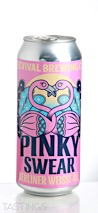 Revival Brewing Co. Pinky Swear Berliner Weisse