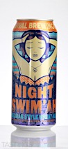 Revival Brewing Co. Night Swimah Belgian-Style Raspberry Wheat Ale