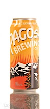 Pagosa Brewing Company Cool Cucumber Wheat Beer
