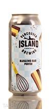 Vancouver Island Brewing Nanaimo Bar Porter