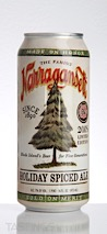 Narragansett Brewing Company Holiday Spiced Ale