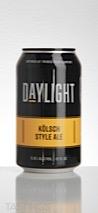 Tribes Beer Daylight Kölsch-Style Ale