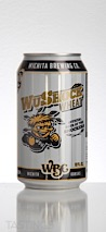 Wichita Brewing Co. WuShock Wheat Ale