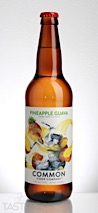 Common Cider Company Pineapple Guava Cider