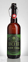 Mountain West Cider Company Green Urban Lunchbox Cider
