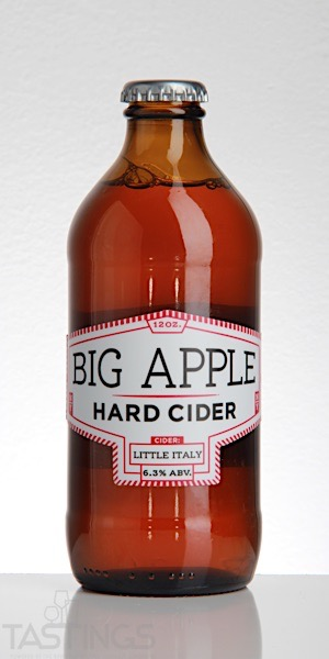 Big Apple Hard Cider
