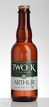 Two K Farms Arthur English Cider