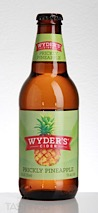 Wyders Cider Company Prickly Pineapple Hard Cider