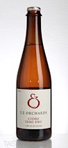E.Z. Orchards Semi Dry Cidre