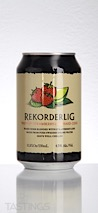 Rekorderlig  Strawberry-Lime Hard Cider