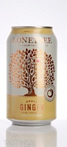 Lonetree Cider Co.  Ginger & Apple Dry Cider