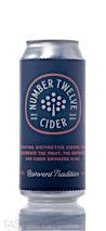 Number 12 Fred Modern Dry Cider