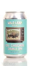 Wild Leap Brew Co. OG: Cascade Double IPA
