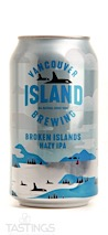 Vancouver Island Brewing Broken Islands Hazy IPA