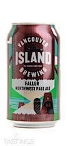 Vancouver Island Brewing Faller Northwest Pale Ale