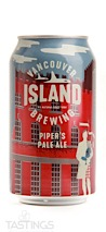 Vancouver Island Brewing Pipers Pale Ale