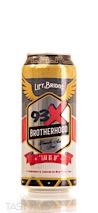 Lift Bridge Beer Company 93X Brotherhood Beer