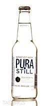 Pura Still Blackberry Spiked Still Water