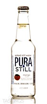 Pura Still Mango Spiked Still Water