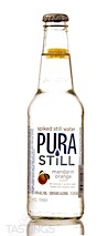 Pura Still Mandarin Orange Spiked Still Water