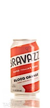 Bravazzi Blood Orange Italian Hard Soda