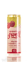 Mighty Swell Cherry Lime Spiked Spritzer