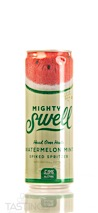 Mighty Swell Watermelon Mint Spiked Spritzer