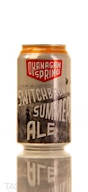 Okanagan Spring Brewery Switchback Summer Ale