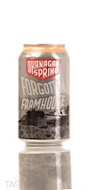 Okanagan Spring Brewery Forgotten Farmhouse Ale