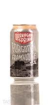 Okanagan Spring Brewery Forgotten Farmhouse Ale