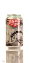 Okanagan Spring Brewery King Eddy Pilsner